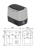 Frigo-congelatore CDF 18 Waeco