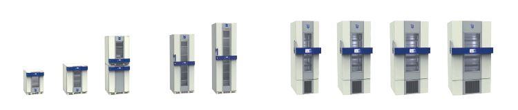 """serie """"L"""" frigoriferi da laboratorio"""