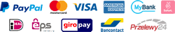 Logo pagamenti carte